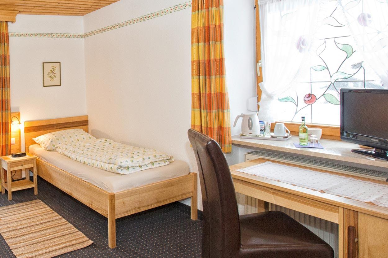 Pension Restner Inzell | Zimmer 1