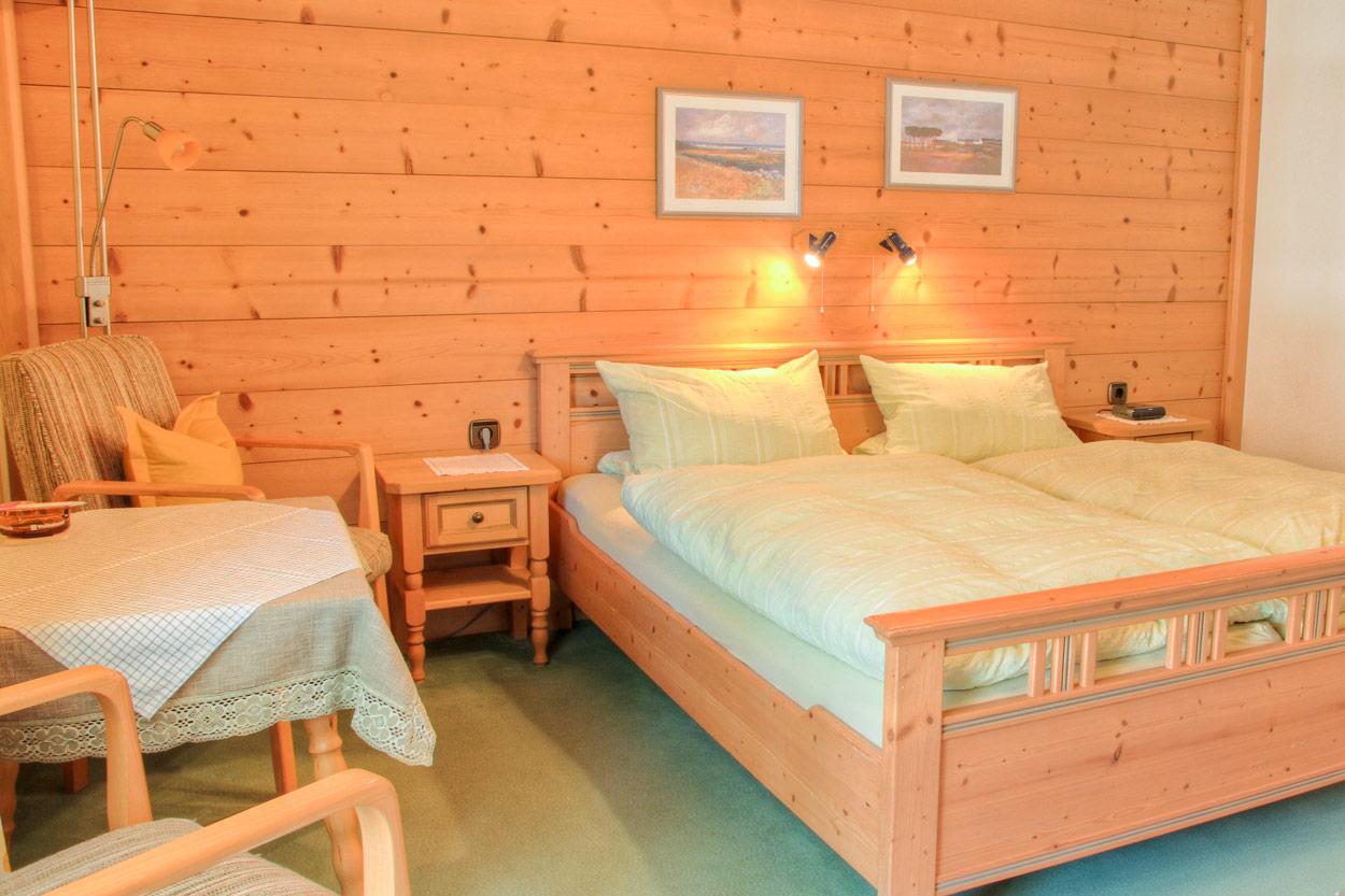 Pension Restner Inzell | Zimmer 2