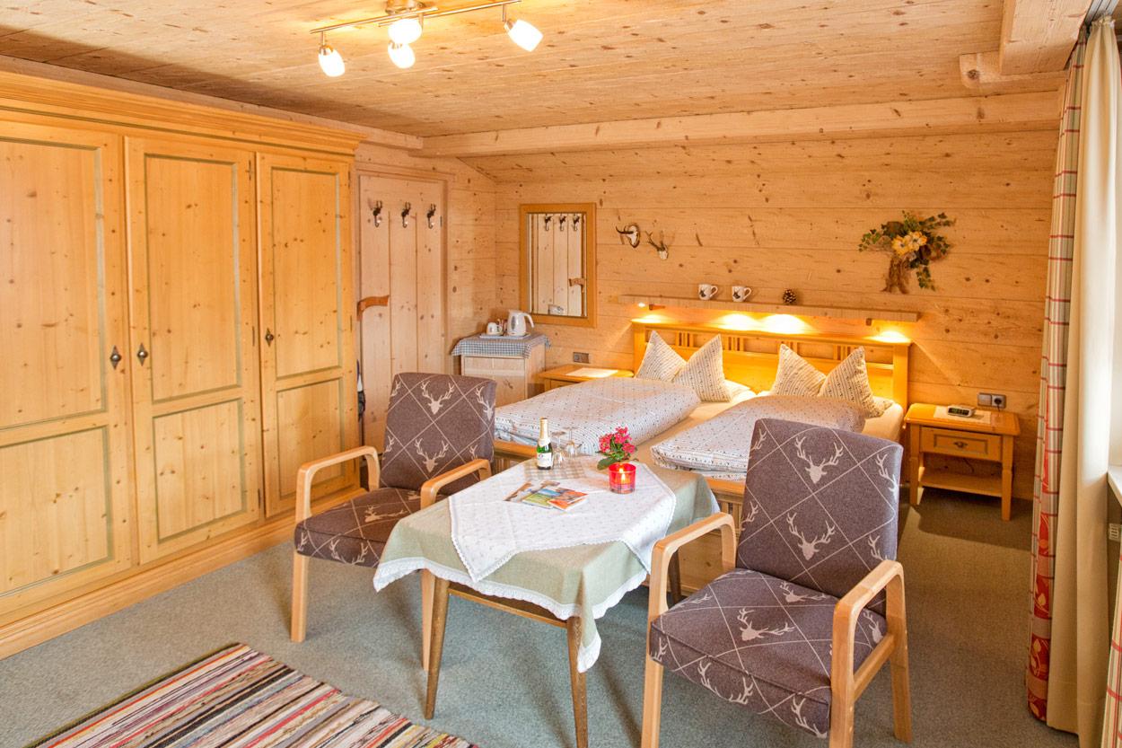 Pension Restner Inzell | Zimmer 6